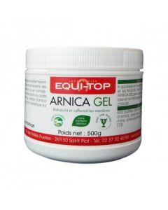 Equi-top Arnica Gel 500 grs - La Compagnie des Animaux