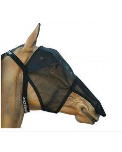 Equivizor Masque anti-mouche avec oreilles pour cheval 74/76 cm