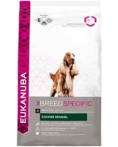 Eukanuba Breed Specific Cocker Spaniel - La Compagnie des Animaux
