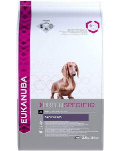 Eukanuba Breed Specific Teckel - La Compagnie des Animaux