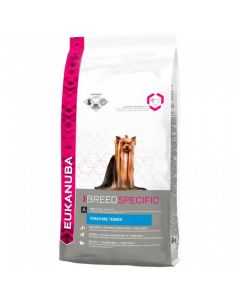 Eukanuba Breed Specific Yorkshire 2 kg - La Compagnie des Animaux