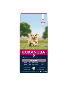 Eukanuba Puppy Junior Grande Race Agneau & Riz 12 kg