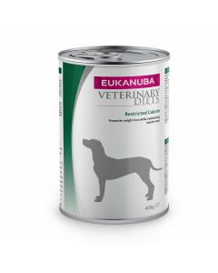 Eukanuba Veterinary Diets Restricted Calorie chien 6 x 400 grs - La Compagnie des Animaux