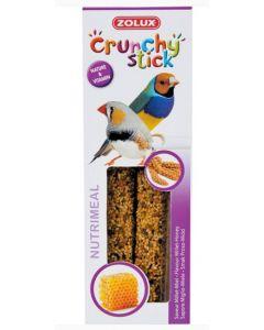 Zolux Crunchy Stick Exotique Millet / Miel- La Compagnie des Animaux