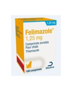 Félimazole 1,25 mg 100 cps
