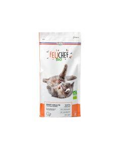 Felichef croquettes BIO chat adulte volaille 2 kg