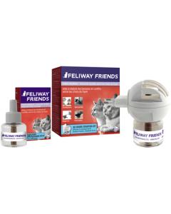 Feliway Friends diffuseur + recharge 48 ml