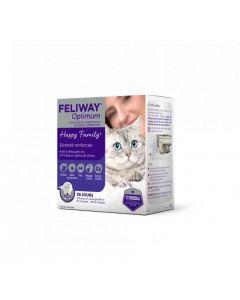 Feliway Optimum Diffuseur + recharge 48 ml (30 jours)