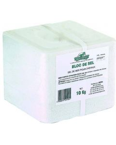 Flatazor Dynavena Bloc de sel 10 kg - La Compagnie des Animaux