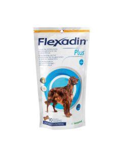 Flexadin Plus chien moyen et grand (+10 kg) 90 bouchées- La Compagnie des Animaux
