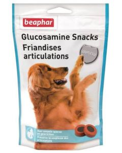 Beaphar Friandises Articulations Glucosamine pour chien 150 grs - La Compagnie des Animaux