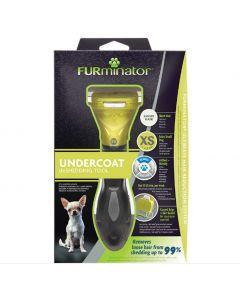 Furminator brosse pour chien poils courts XS