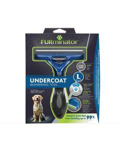 Furminator brosse pour chien poils longs L