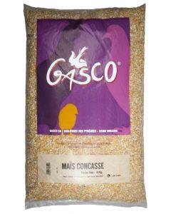 Gasco Maïs Concassé 4 kg - La Compagnie des Animaux
