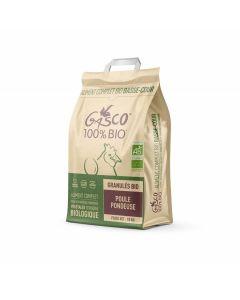 Gasco Granulés Bio Poule pondeuse 5 kg
