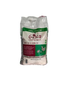 Gasco Emiette de paille Bio 4 kg