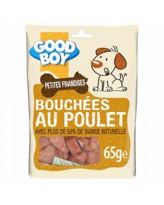 Good Boy Bouchées au Poulet 65 grs - La Compagnie des Animaux