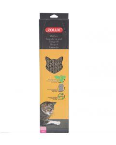 Zolux Griffoir carton avec Catnip pour chat 44,5 cm