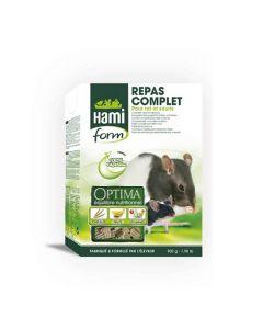 Hami Form Repas Complet Optima rat et souris 900 grs - La compagnie des animaux