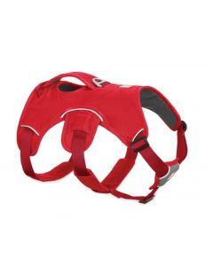 Harnais Ruffwear Web Master Rouge L / XL