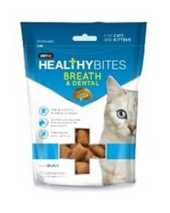 Vetiq friandises dents saines pour chat 65 g