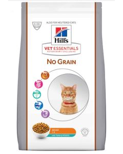 Hill's VetEssentials Feline Adult No Grain Thon & Pommes de terre 2,5 kg