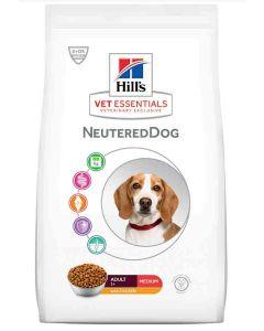 Hill's VetEssentials Neutered Dog Adult Medium 10 kg- La Compagnie des Animaux