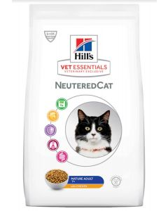Hill's VetEssentials Neutered Cat Mature Poulet 1.5 kg