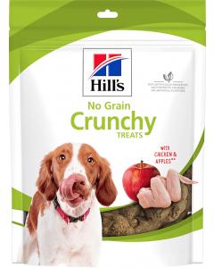 Hill's Canine Treats No Grain Crunchy Poulet Pommes - La Compagnie des Animaux