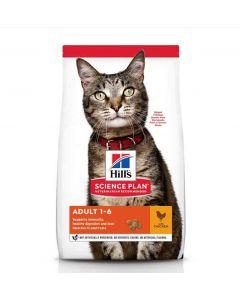 Hill's Science Plan Feline Adult Poulet 15 kg
