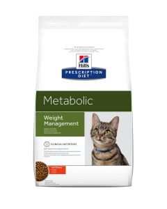 Hill's Prescription Diet Feline Metabolic 1.5 kg- La Compagnie des Animaux