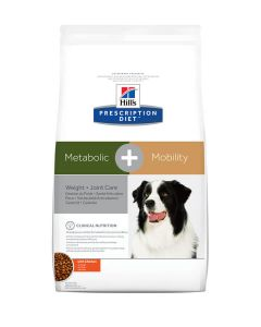 Hill's Prescription Diet Canine Metabolic + Mobility 12 kg- La Compagnie des Animaux
