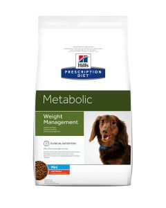 Hill's Prescription Diet Canine Metabolic Mini 6 kg- La Compagnie des Animaux