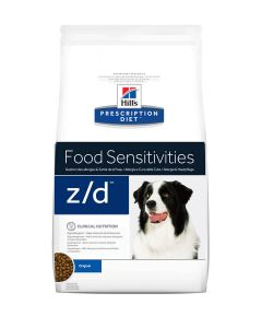 Hill's Prescription Diet Canine Z/D Allergy & Skin Care 3 kg- La Compagnie des Animaux