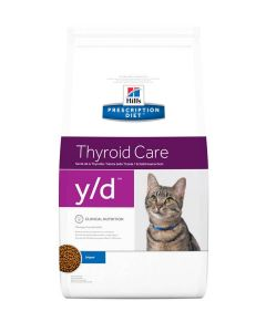 Hill's Prescription Diet Feline Y/D 1.5 kg- La Compagnie des Animaux
