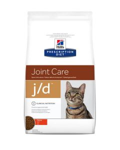 Hill's Prescription Diet Feline J/D 2 kg- La Compagnie des Animaux