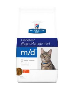 Hill's Prescription Diet Feline M/D 5 kg- La Compagnie des Animaux