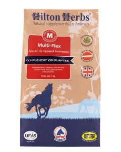Hilton Herbs Multiflex Articulations Cheval 1 kg - La Compagnie des Animaux