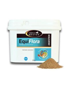 Horse Master Equiflora digestion cheval 500gr - La Compagnie des Animaux