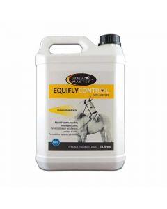Horse Master Equifly Control répulsif pour cheval 5l - La Compagnie des Animaux