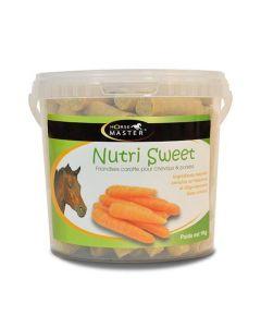 Horse Master Nutri Sweet Friandise CAROTTE cheval 1kg - La Compagnie des Animaux