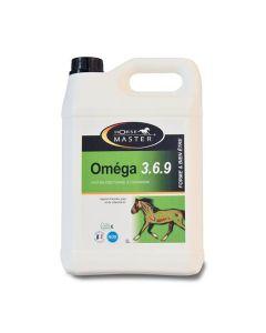Horse Master Oméga 3.6.9 cheval 5l - La Compagnie des Animaux
