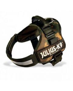 Harnais Power Julius-K9 Camouflage T2 71 à 96 cm