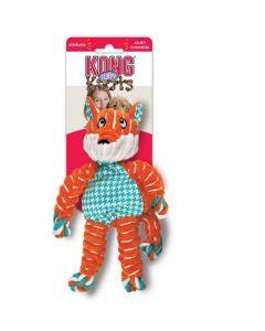 KONG Floppy knots fox jouet renard 13 cm