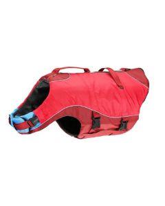 Kurgo Gilet de Flottaison Surf N Turf rouge XL