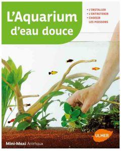 Livre - L'aquarium d'eau douce