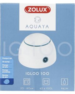 Zolux Aquaya Igloo 100 blanc