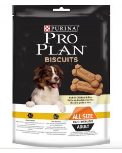 Biscuits Proplan Light au poulet - La Compagnie des Animaux