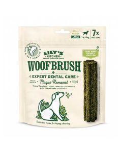 Lily's Kitchen Woofbrush Baton Dentaire pour grand chien - La Compagnie des Animaux