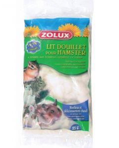Zolux Lit Douillet blanc pour hamster